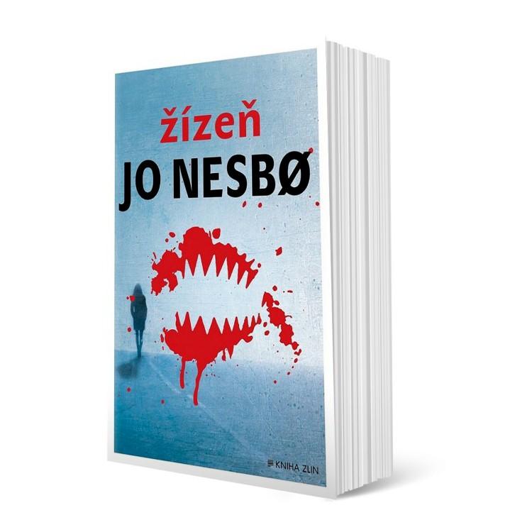 Kniha - Žízeň od Jo Nesba
