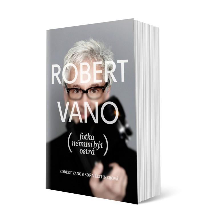 Kniha - Robert Vano (fotka nemusí být ostrá)