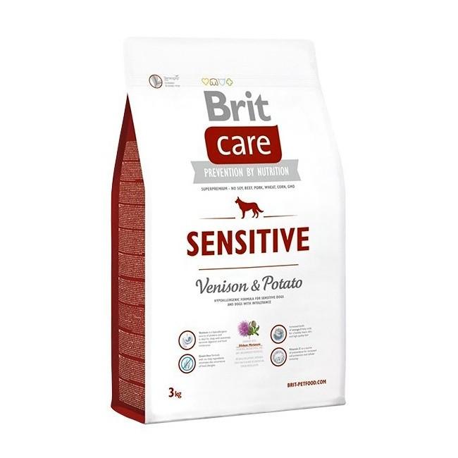 Brit Care Sensitive 3 kg v hodnotě 430 Kč