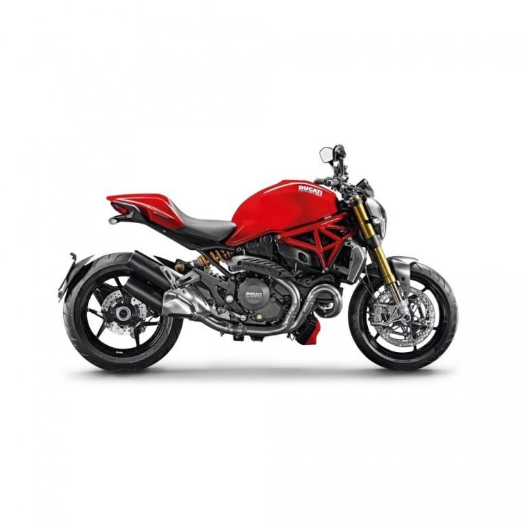 Model Ducati Monster 1200S