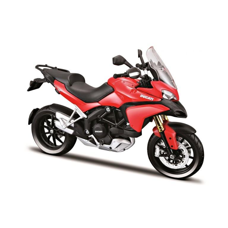 Model Ducati Multistrada 1200S