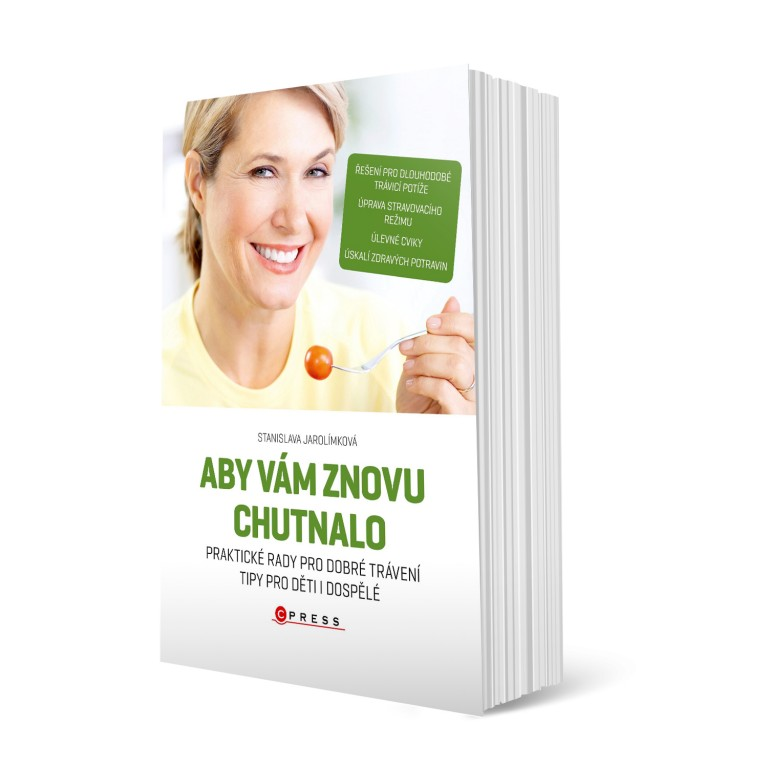 Kniha - Aby vám znovu chutnalo