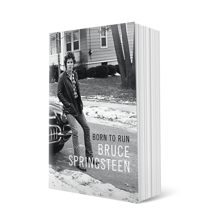 Bruce Springsteen v hodnotě 448 Kč