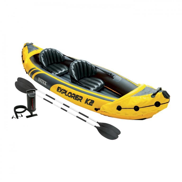 Kajak Explorer K2 set