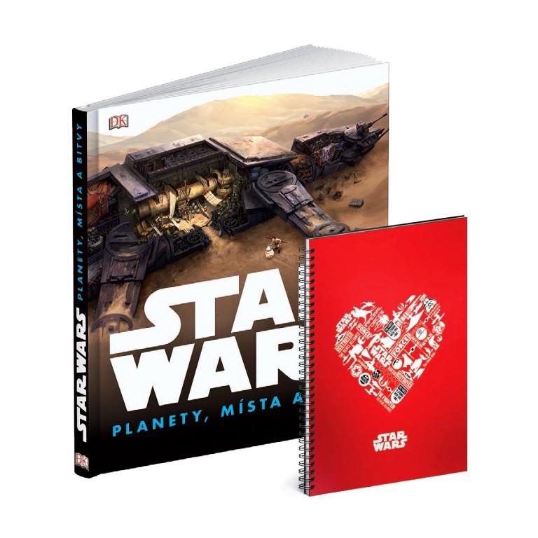 Balíček Star Wars v hodnotě 394 Kč