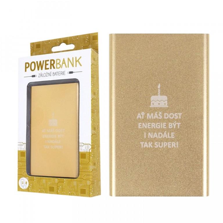 Externí baterie  - Power bank od Albi