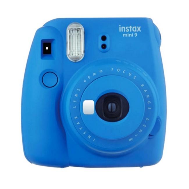 Modrý Instax Mini 9 v hodnotě 2190 Kč