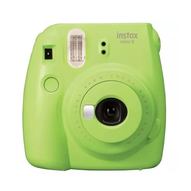 Zelený Instax Mini 9 v hodnotě 2190 Kč
