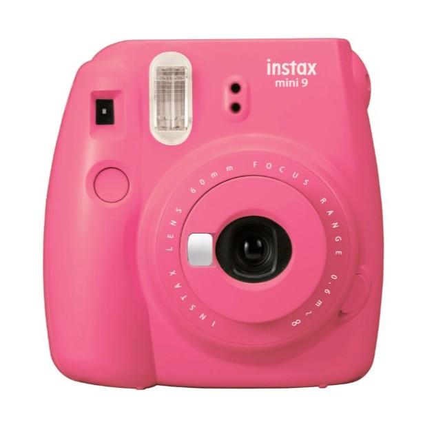 Růžový Instax Mini 9 v hodnotě 2190 Kč