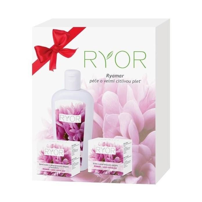 Kosmetická kazeta Ryamar - péče o velmi citlivou pleť od značky RYOR