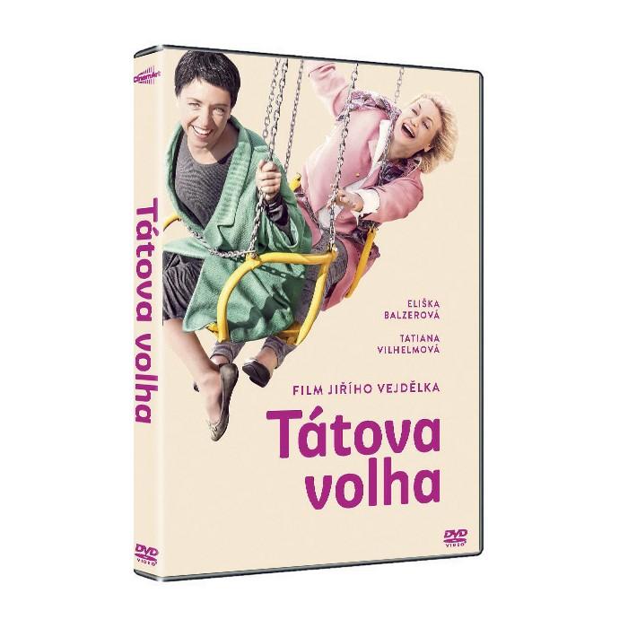 Tátova volha DVD