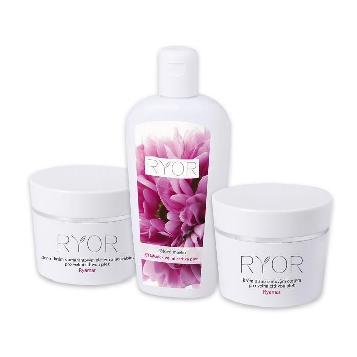 Kosmetika Ryor v hodnotě 360 Kč