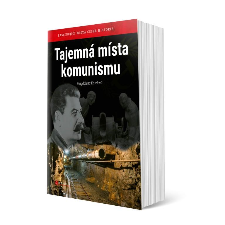 Kniha Tajemná místa komunismu v hodnotě 399 Kč