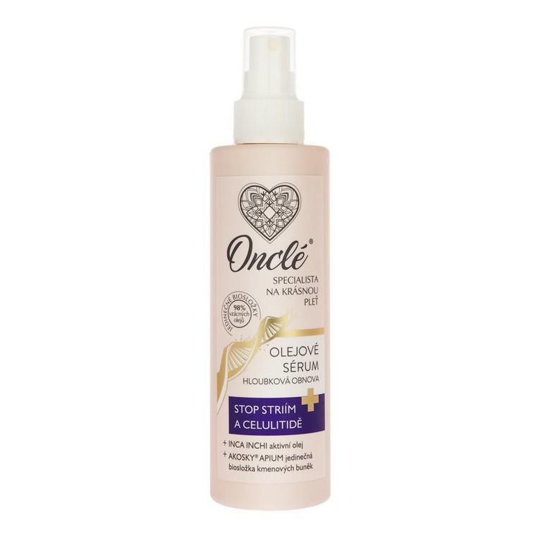 Luxusní olejové sérum Onclé