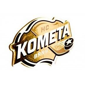 3D Samolepka HC Kometa Brno