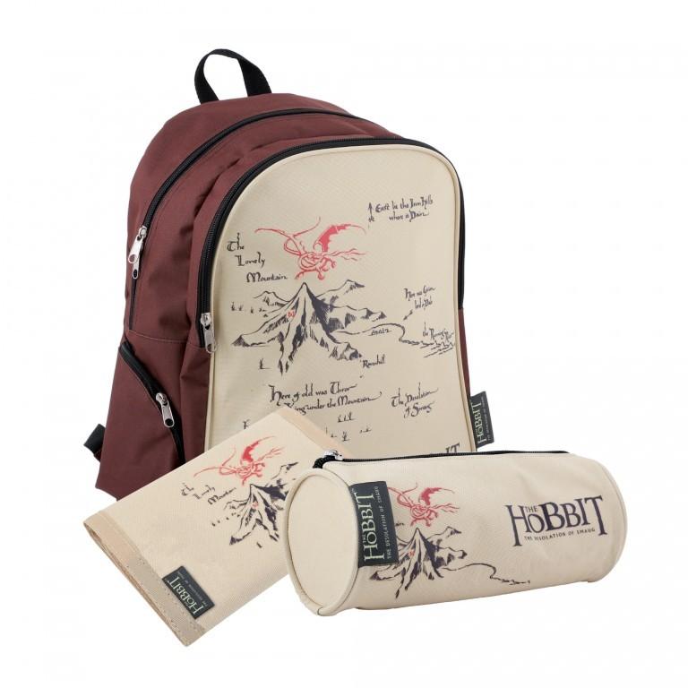 Školní potřeby Hobbit v hodnotě 717 Kč
