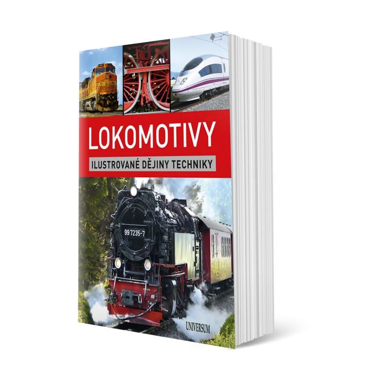 Lokomotivy ilustrované dějiny techniky