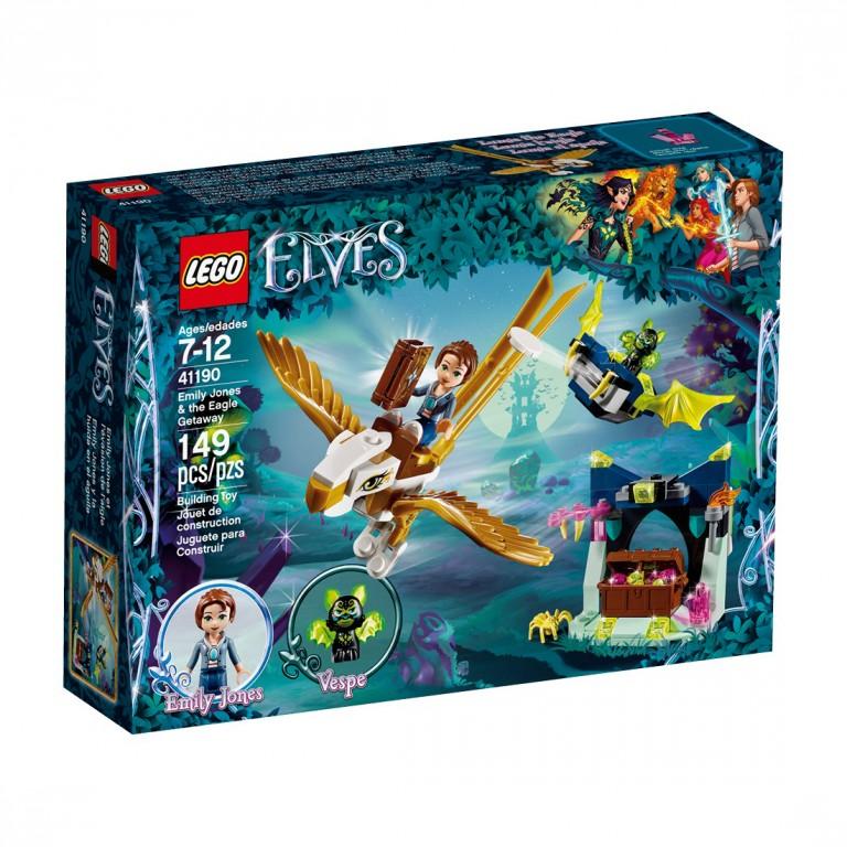Lego® Emily Jonesová v hodnotě 399 Kč