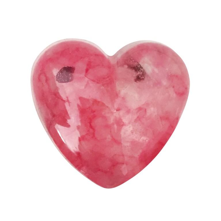 Orgonit ve tvaru srdce v hodnotě 130 Kč