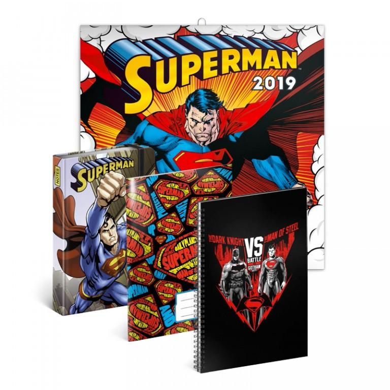 Školní potřeby 2019 Superman