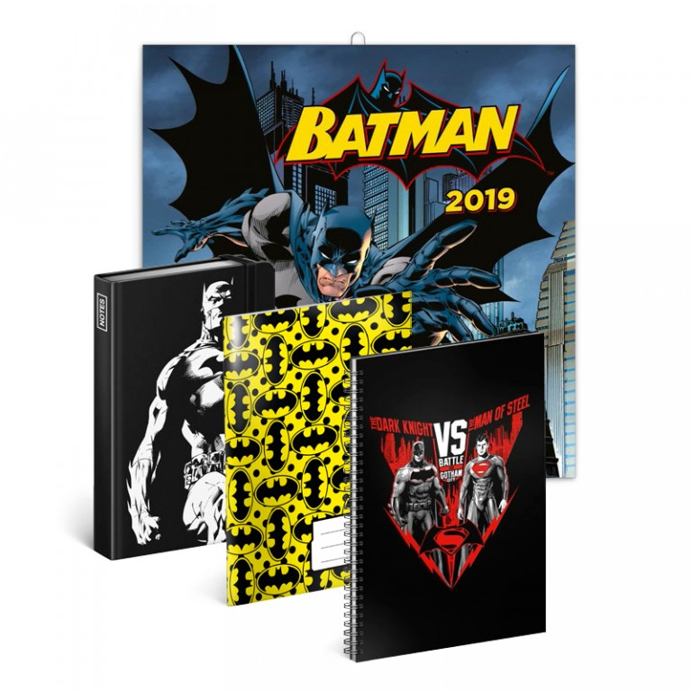 Školní potřeby 2019 Batman