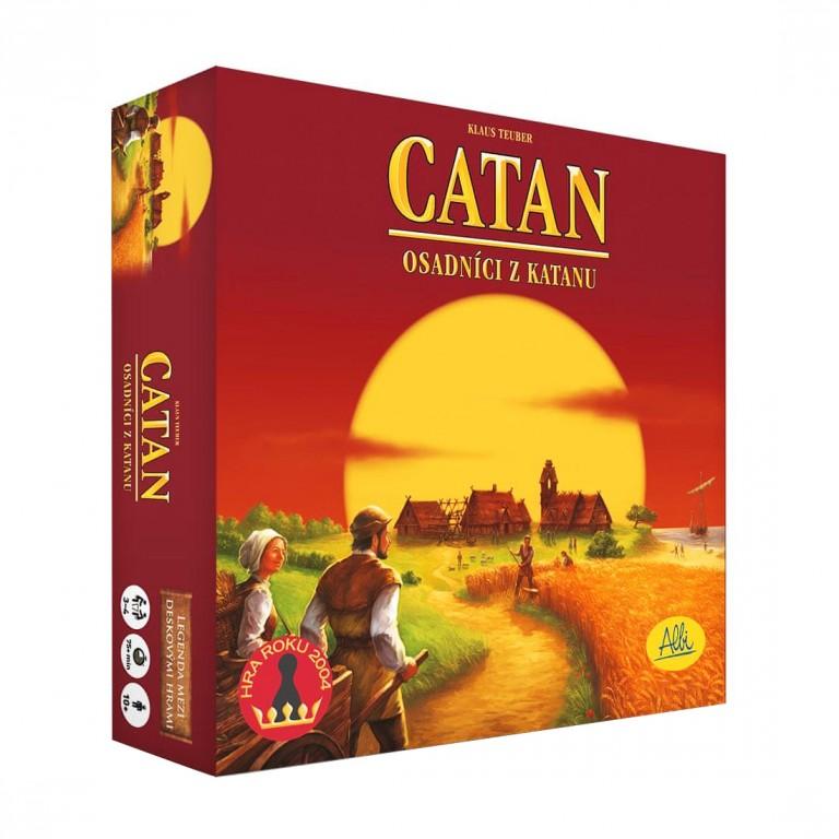 Catan Osadníci z Katanu