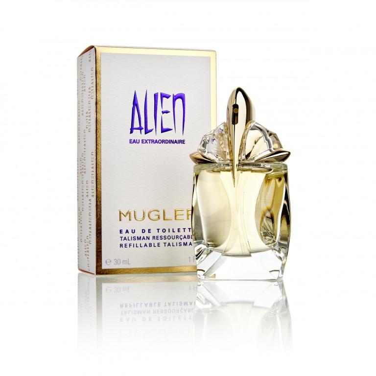 Vůně Alien Eau Extraordinaire (EdT 30 ml)