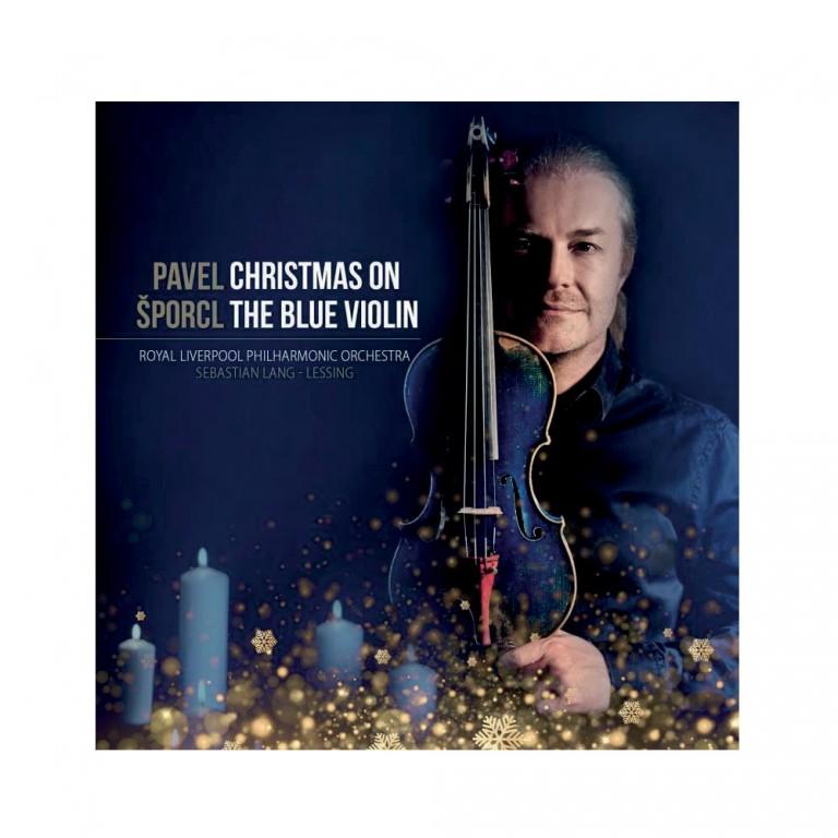 Vánoční CD Pavla Šporcla
