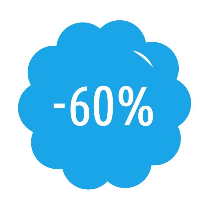 Předplatné se slevou 60%