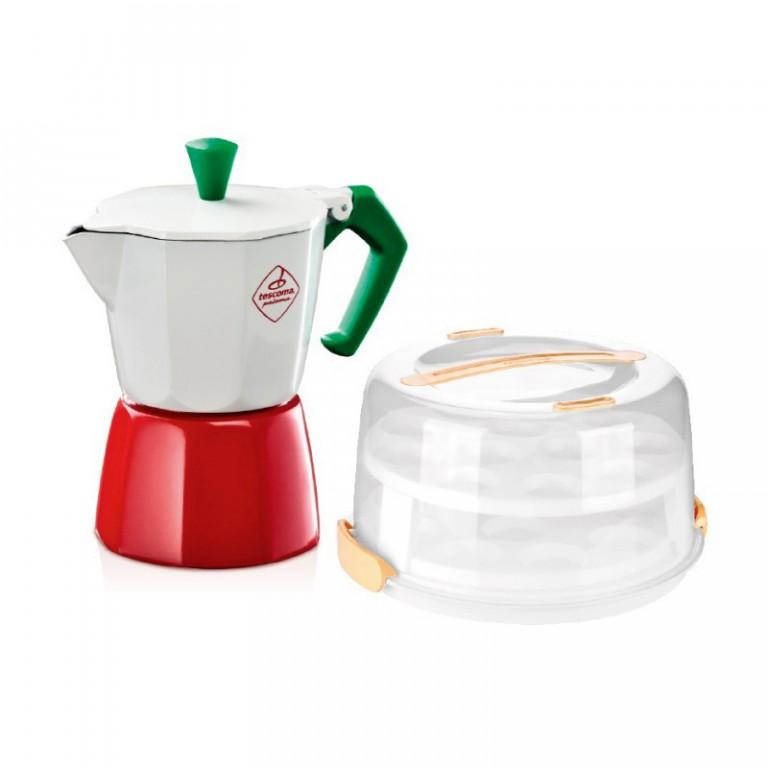 Kávovar a podnos v hodnotě 898 Kč