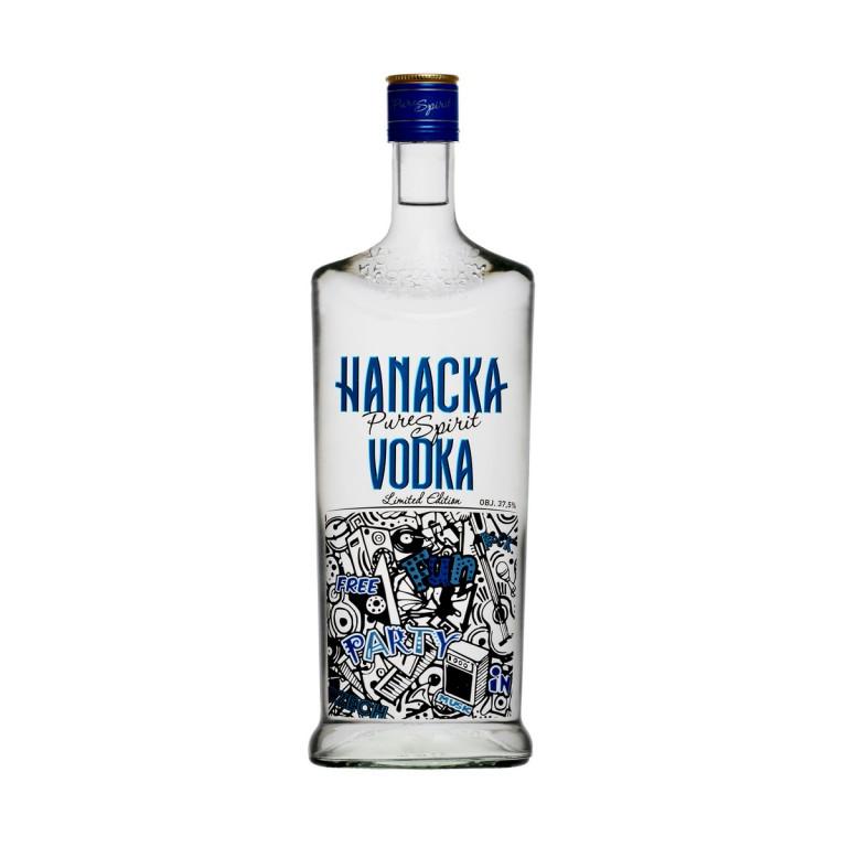 Hanácká Vodka v hodnotě 245 Kč