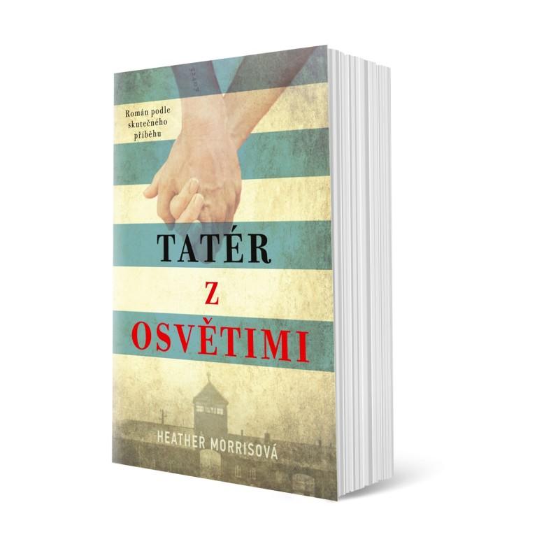 Kniha - Tatér z Osvětimi