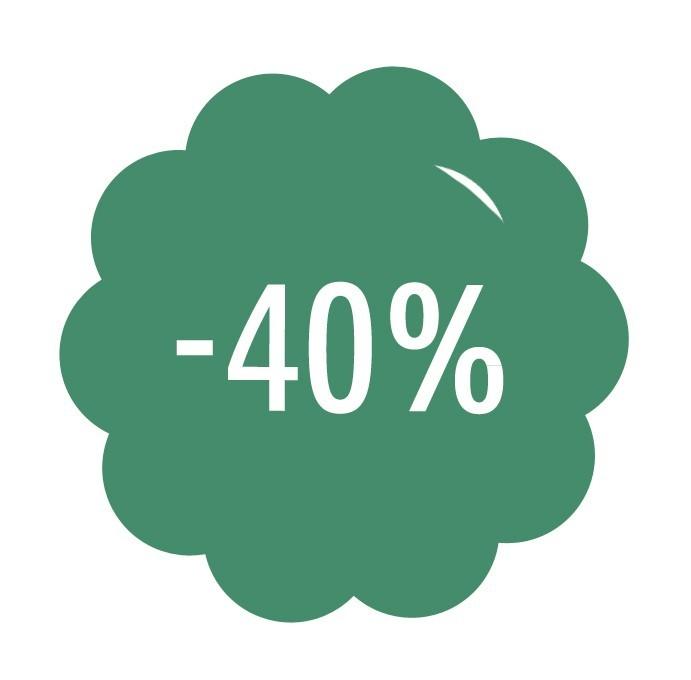 Roční předplatné se slevou 40%