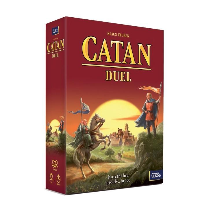 Karetní hra Catan Duel