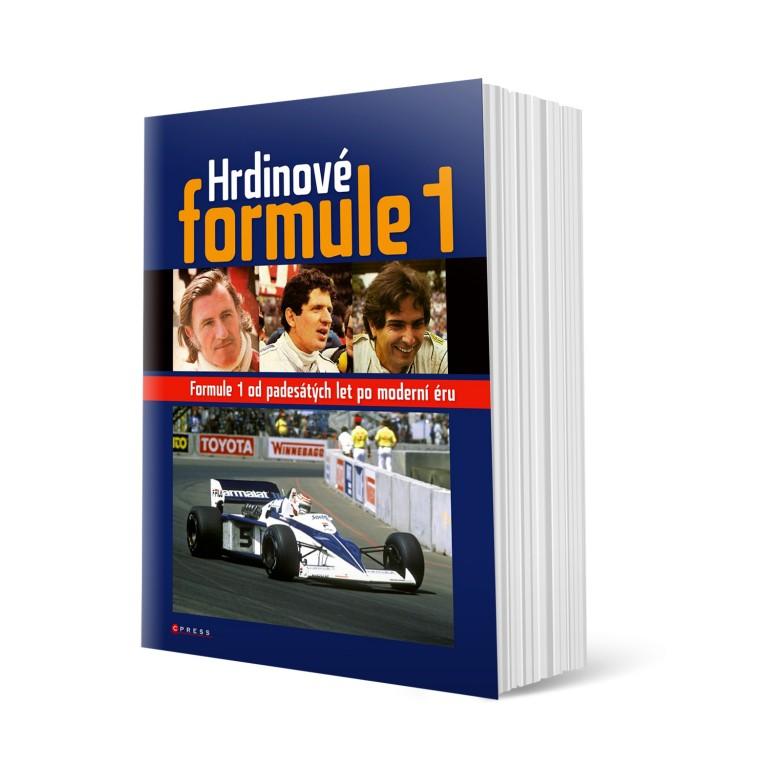 Hrdinové Formule 1 v hodnotě 749 Kč