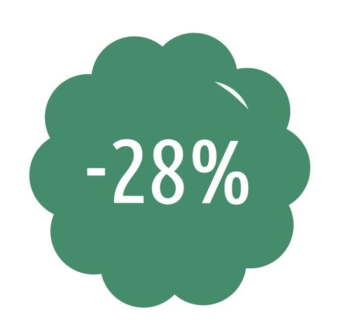 Sleva 28% pro nové předplatitele