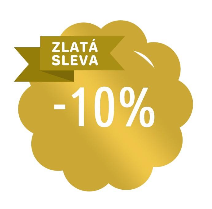 Předplatné se zlatou slevou 10%