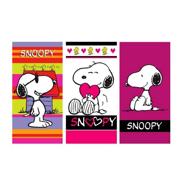 Osuška s pejskem Snoopym