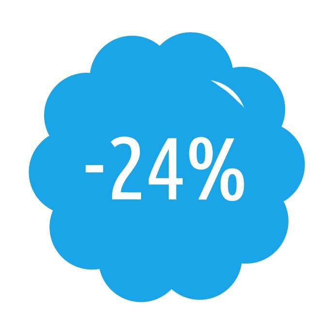 Sleva 24% pro nové předplatitele