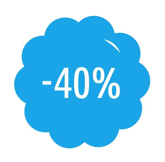 Sleva 40% pro nové předplatitele