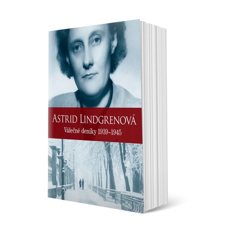 kniha - Astrid Lindgrenová - Válečné deníky 1939-1945