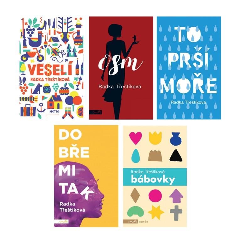 Bestsellery Radky Třeštíkové