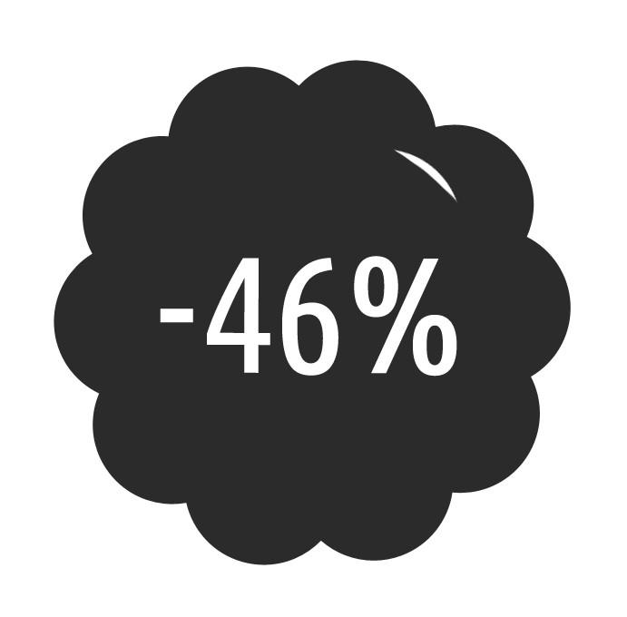 Roční předplatné se slevou 46%