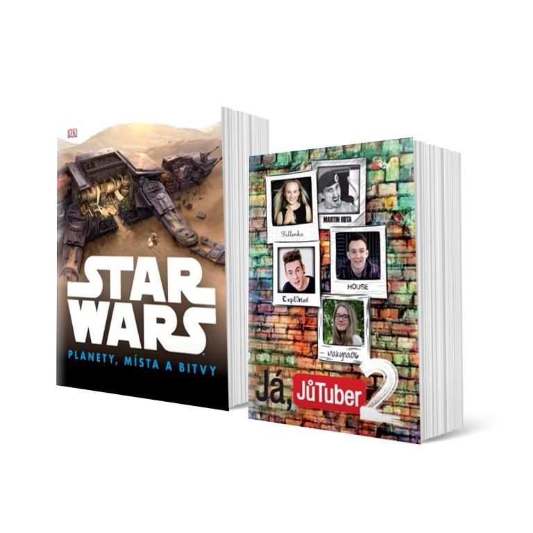 Star Wars: Planety, místa a bitvy a Já, JůTuber 2