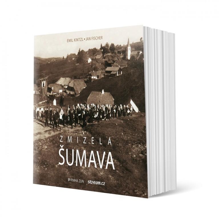 Kniha - Zmizelá Šumava