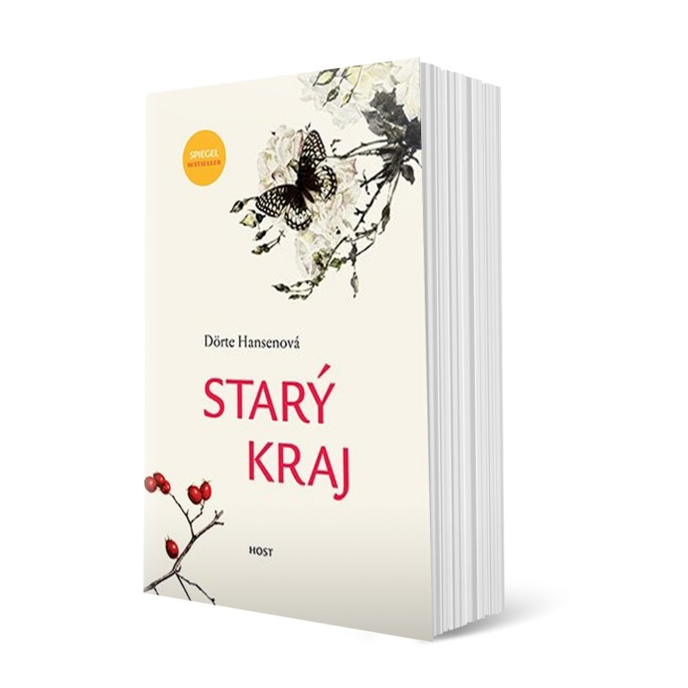 kniha - Starý kraj (román)