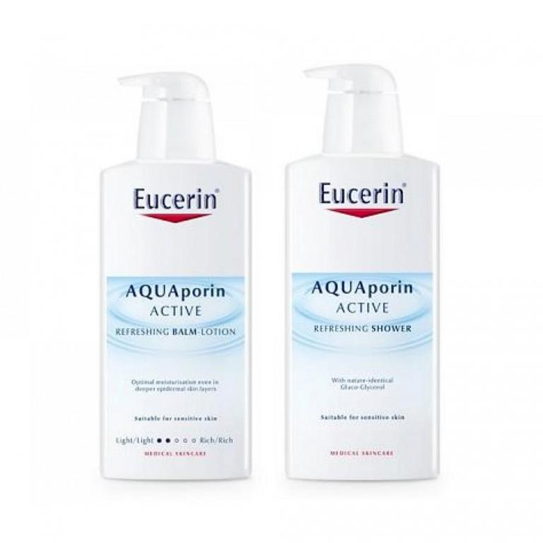 Kosmetika Eucerin v hodnotě 760 Kč
