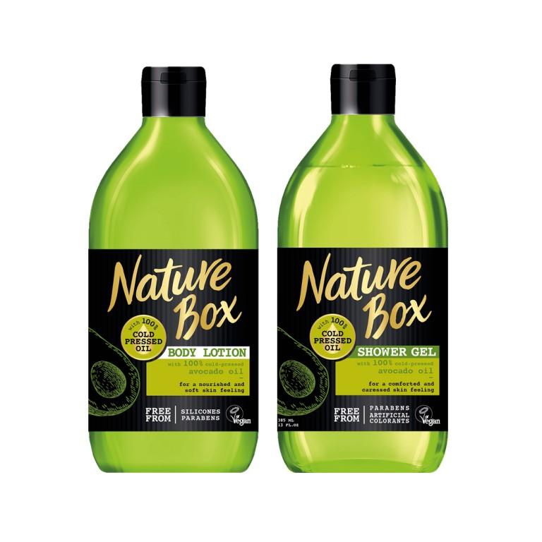 Set Nature Box Avokádo v hodnotě 563 Kč
