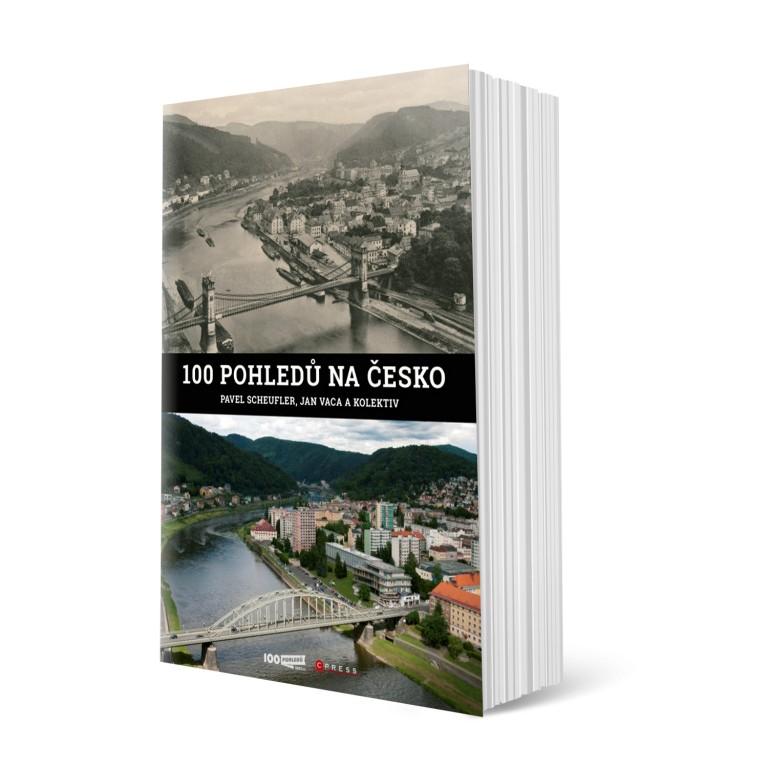 Kniha - 100 pohledů na Česko