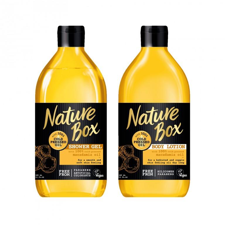 Balíček kosmetiky Barnängen Nature box